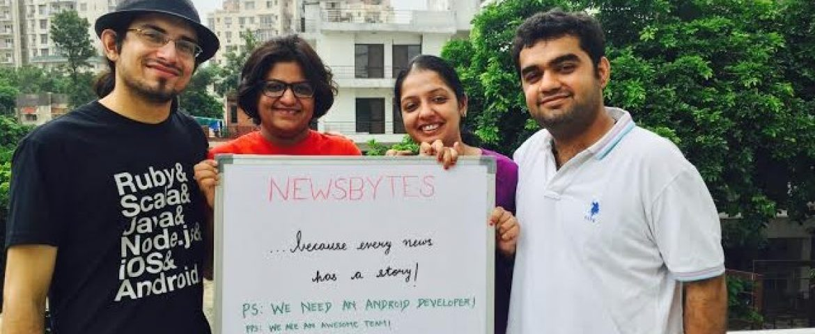 How NewsBytes got 1500 downloads in 4 days with their innovative campaign!