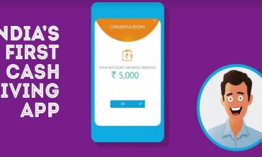 India's First Cash Giving App 'CASHe' Launched