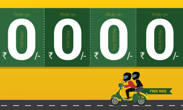 Odd-Even: These Startups Offering Free Rides