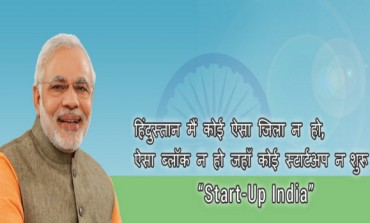 Indian Govt. Launched Startup India Portal