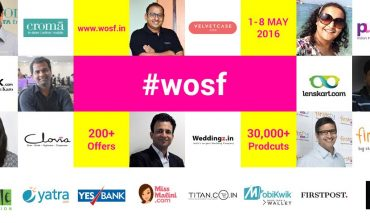 After GOSF, Now WOSF - Women's Online Shopping Festival is Here To Pamper You