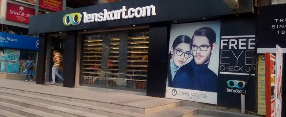 IFC Leads Rs. 400 cr Investment in Lenskart
