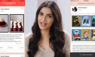 Sonam Kapoor, First Bollywood Celebrity Who Launched Her Own App