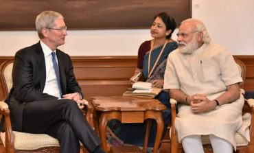 Apples Cook Meets PM Modi, Concluded a Four Day Trip to India