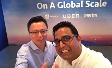 Uber Users Can Soon Pay For Rides Abroad Using Paytm & Alipay Wallet