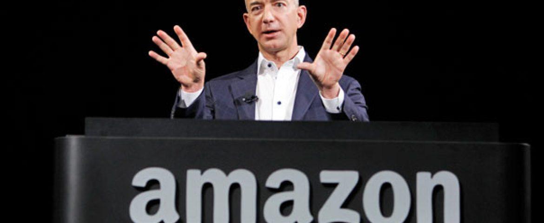Amazon Will Invest $5 Billion in India