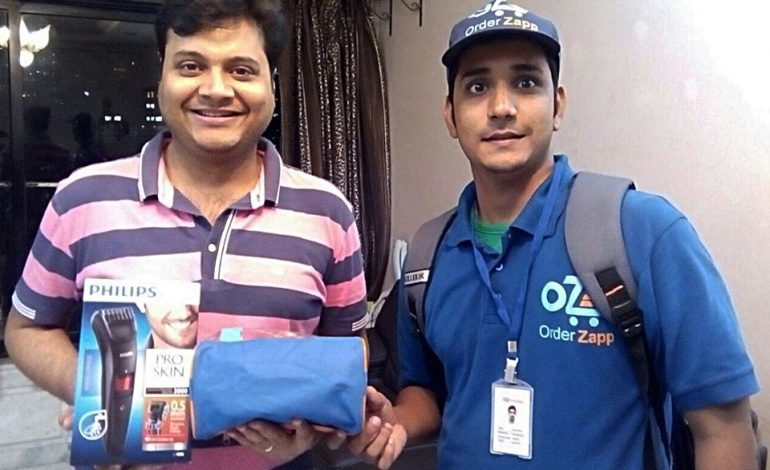 Mumbai Based OrderZapp Goes Eco-Friendly; Starts Electric Bikes Delivery