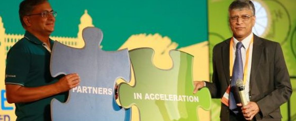 Microsoft Accelerator In a Joint Initiative With Tata Launched Startups Accelerator Center