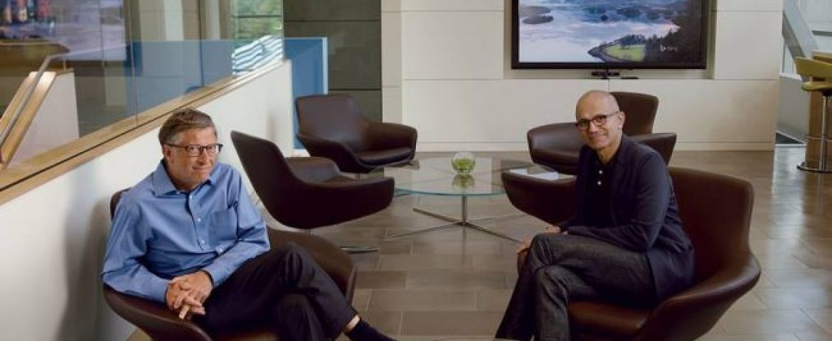 LinkedIn Buy Biggest Acquisition Since I Became CEO: Satya Nadella