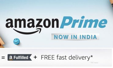 Amazon Launches Prime Membership Service in India