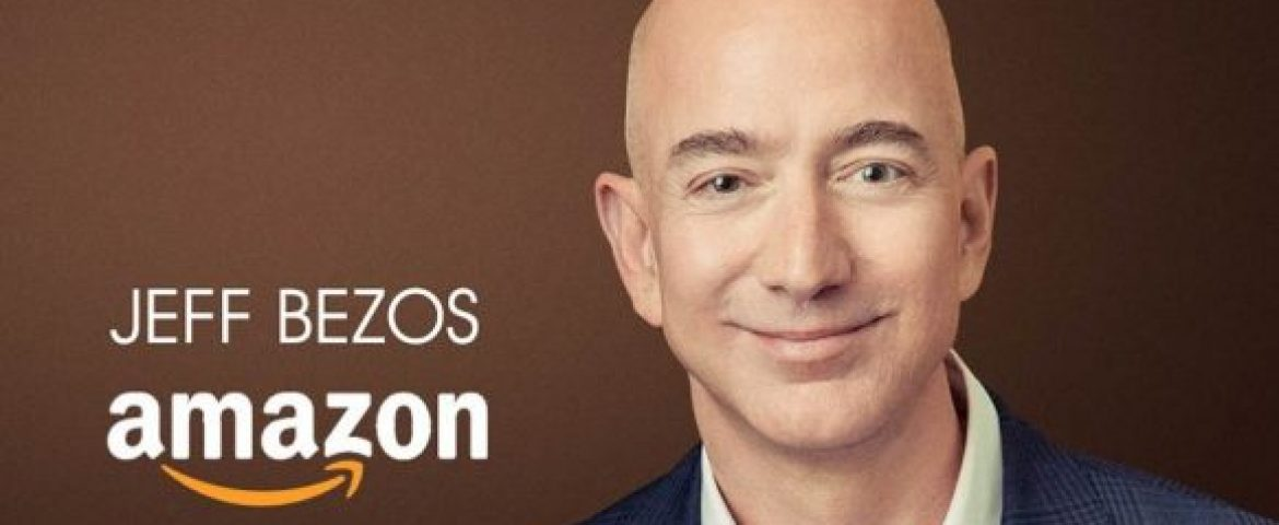 Jeff Bezos will step down as CEO of Amazon