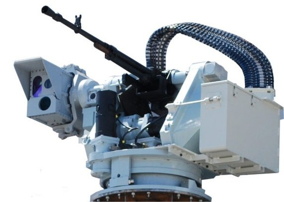 the optical payloads of this weapon system