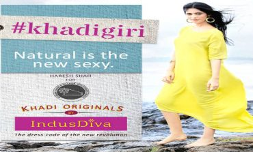 IndusDiva Unveils Khadi Originals; To Be Available on Myntra