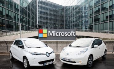 Renault-Nissan and Microsoft Partner to Deliver the Future of Connected Driving