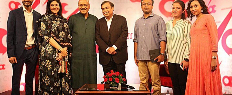 Ban on Pak Artists, Nation First: Mukesh Ambani