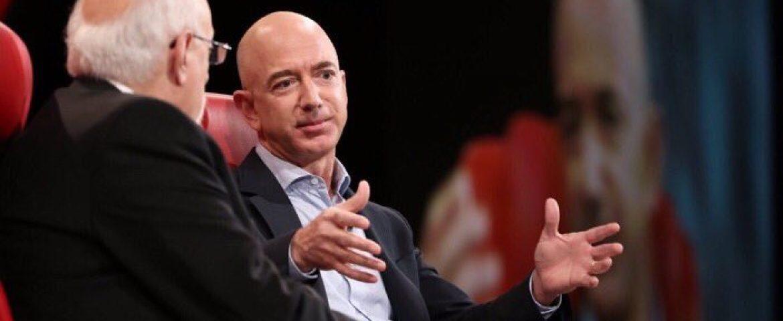 Amazon Founder Bezos Invested in Biotechnology Company Unity