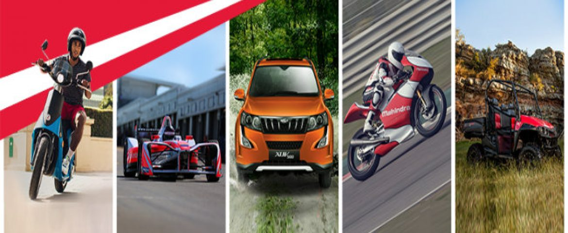 Mahindra Launches New Platform For Vehicle Auction