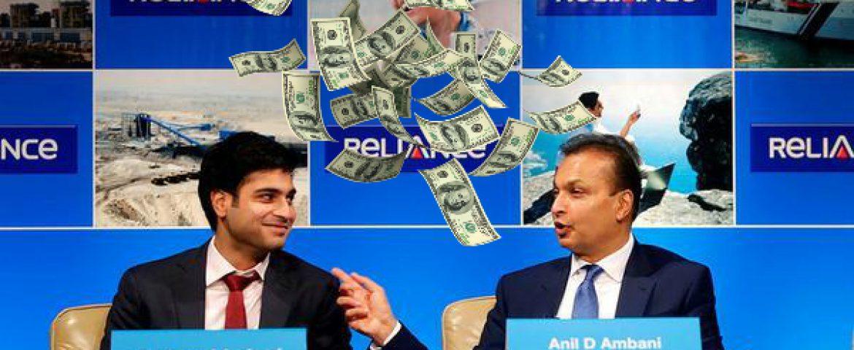 Anil Ambani's Son Anmol Ambani Raises 1700 Cr For Reliance Capital