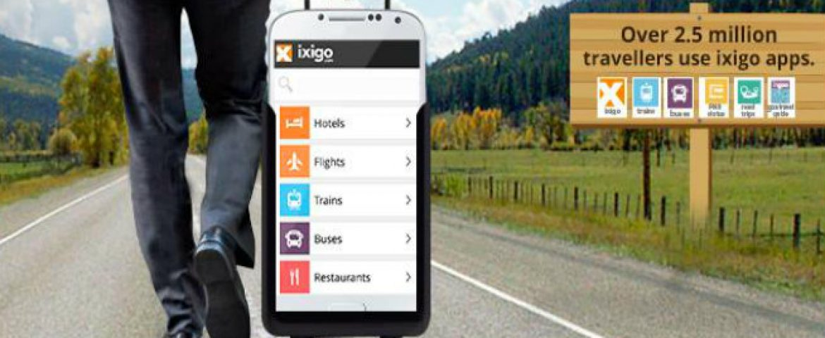 Online Travel Portal IXIGO Raises $10 Million Funding From Sequoia Capital India
