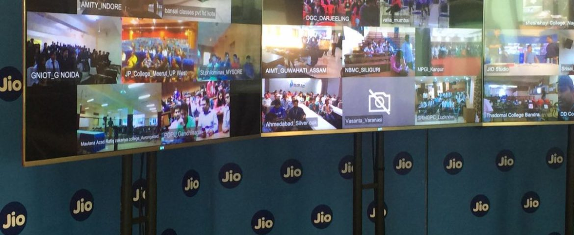 Jio Crosses 50 Million Subscriber Mark in 83 Days, 1,000 Customers Per Minute And 6 Lakh Per Day