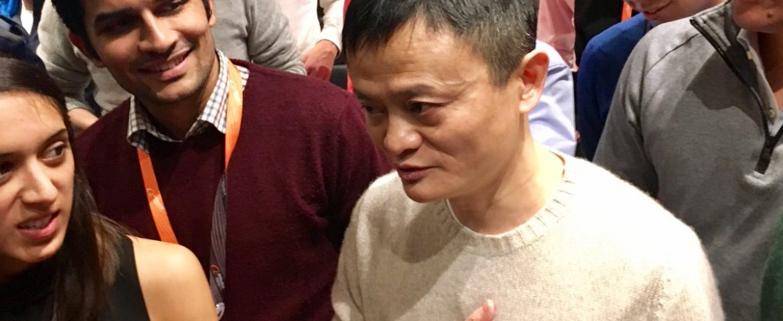 Alibaba Founder Jack Ma Steps Down