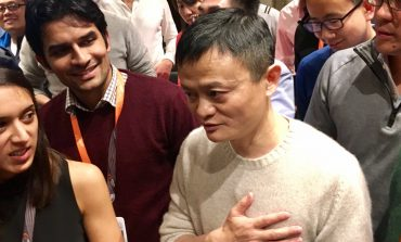 Alibaba Founder Jack Ma Steps Down