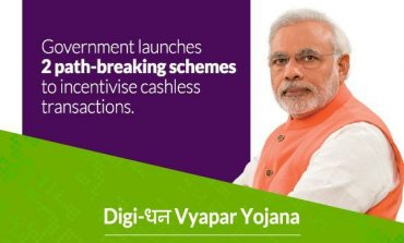 Prime Minister Unveiled 2 Lucky Draw Schemes To Promote Cashless India Vision