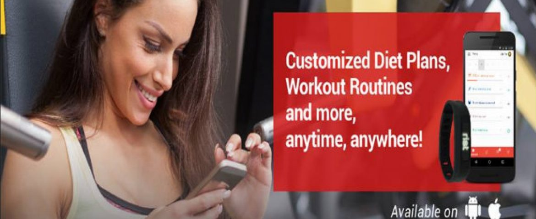 Fitness App HealthifyMe Raises $1 Million Funding