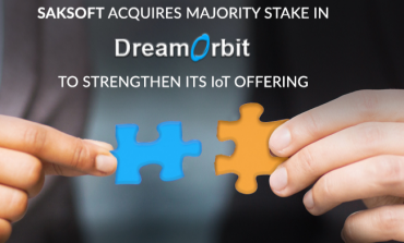 Saksoft Acquires Majority Stake in DreamOrbit