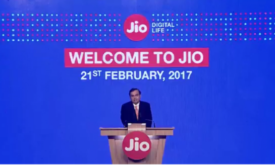 Reliance Jio 5th deal, sells 2.32 pc for $1.5 billion to KKR