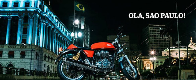 Royal Enfield Rides into Brazilian Market