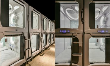 India's First 'Pod Hotel' Launched in Mumbai, Cost 2000 INR Per Night
