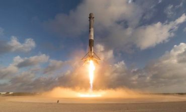 Elon Musk SpaceX Rocket Lifts Off Secret US Military Satellite