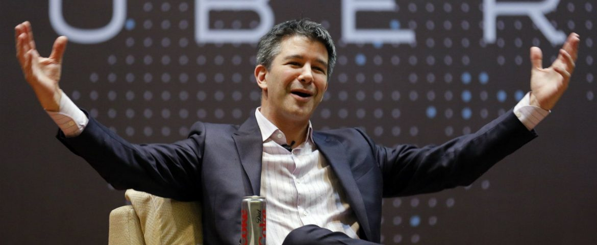 Uber's Ex-CEO Travis Terms VC Investor Lawsuit A 'Public And Personal Attack'