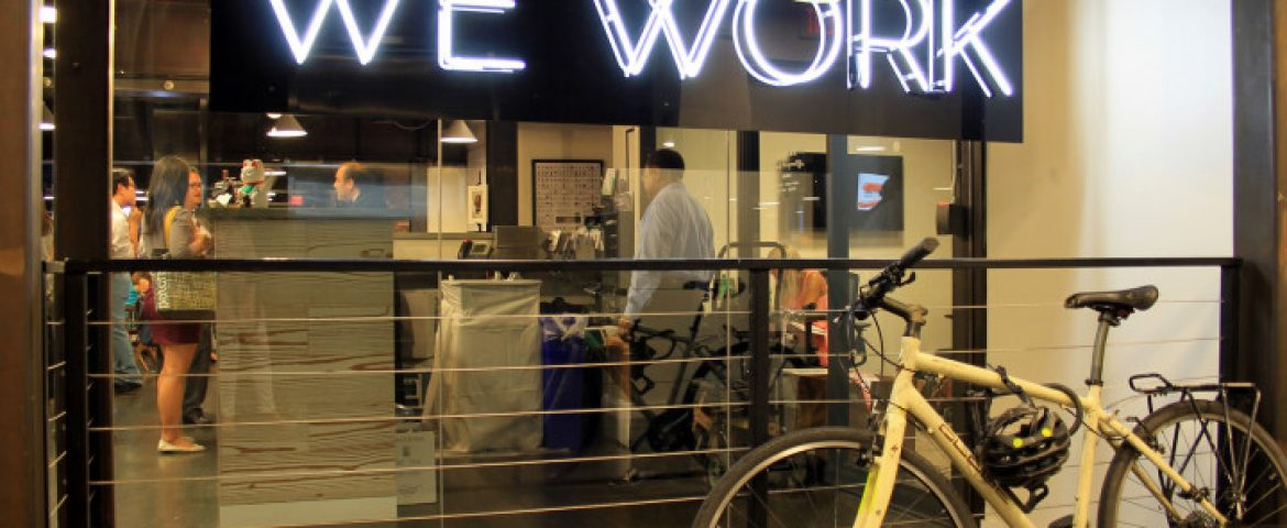 WeWork Bags $4.4 Bn Investment From SoftBank Group And Vision Fund
