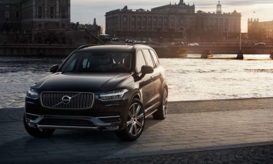 Volvo will make only EVs by 2030; will be sold exclusively online