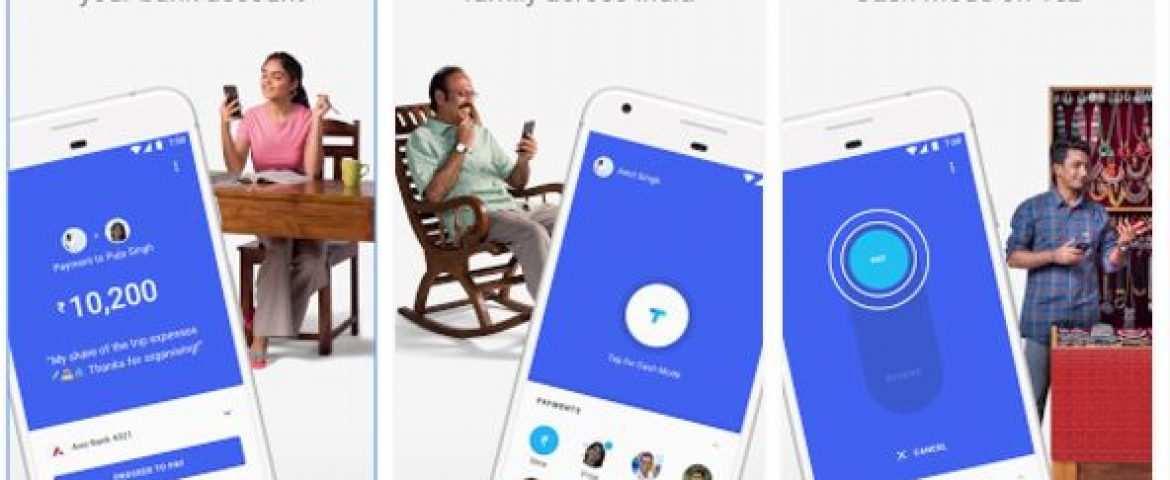 This Is What Google's New UPI App 'Tez' Has To Offer