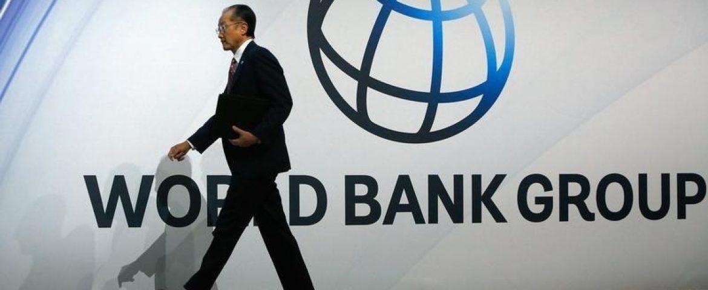 World Bank President Jim Yong Kim announces his departure