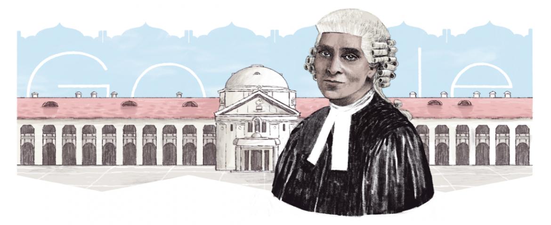Google Honours India's First Woman Advocate Cornelia Sorabji