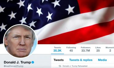Twitter Says Trump's Account Deactivated By Employee Leaving Company