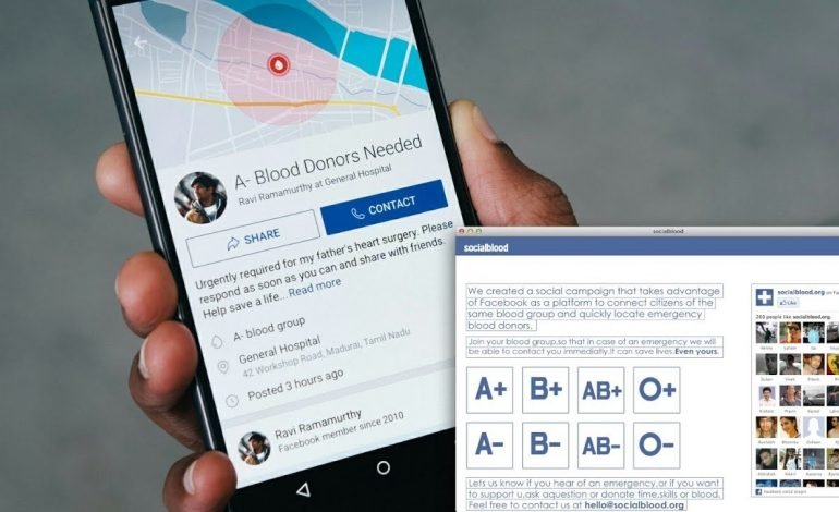 Facebook Says Over 40 Lakh Indians Pledged For Blood Donation