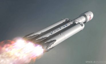 SpaceX's Falcon Heavy Will Take Tesla's Roadster To Mars