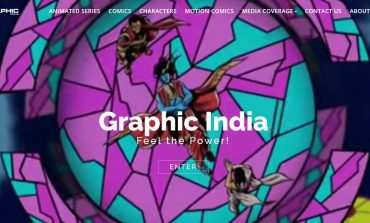 Comic Character Creator Graphic India Secures $5M Funding