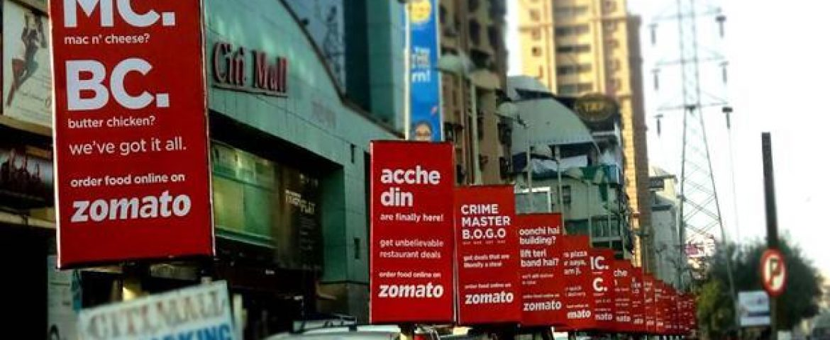 """After Facing Outrage On Social Media, Zomato Takes Down """"Offensive and Sexist"""" Outdoor Ad Campaign"""
