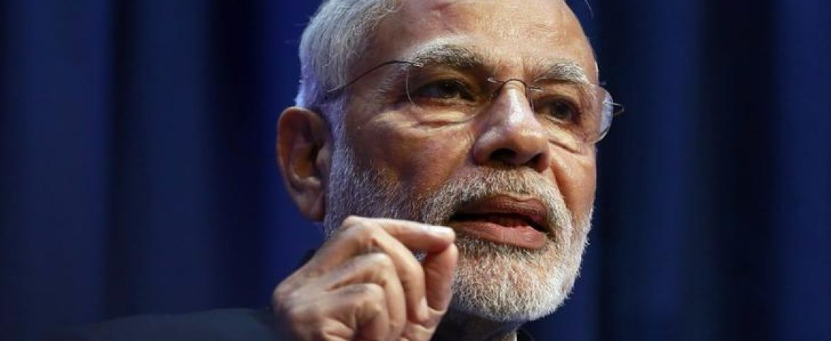 India Means Business: Modi Tells Global CEOs