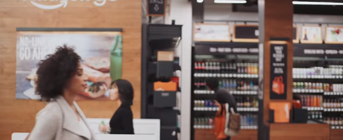 Amazon Opens Cashier less Grocery Store in Seattle