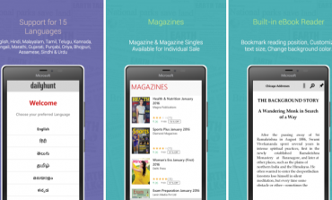 Dailyhunt Launched a Brief News App 'Newzly'
