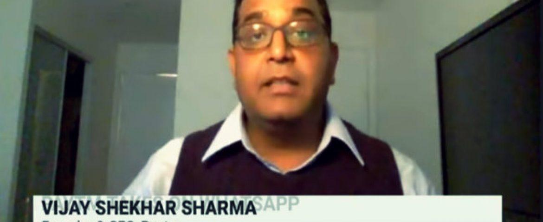 Why Vijay Shekhar Sharma concern may be Valid For Whatsapp Pay Feature