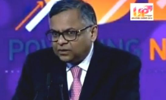 N Chandrasekaran buys 100K Share of Tata Communications