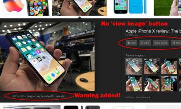Google Removes 'View Image' in Image Searches to Prevent their Stealing